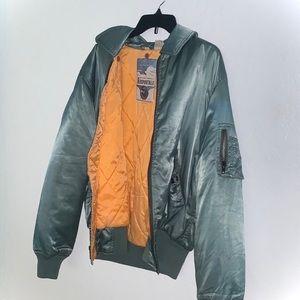Oversized Aeropostale Vintage Jacket